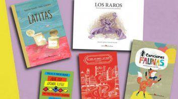 Las obras que se presentan, de Editorial Libros Silvestres.