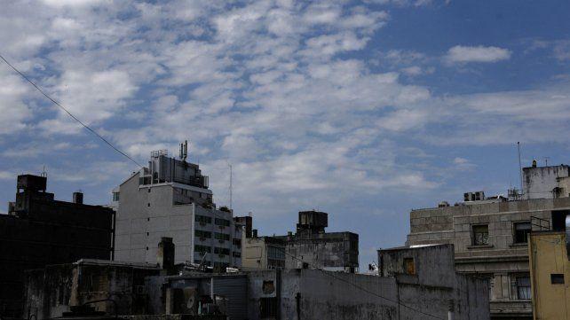 Sábado con buen tiempo, cielo algo nublado y una máxima que llegará a los 22 grados