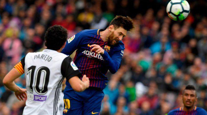 Nuevo récord para Barcelona que intenta recuperarse de la salida de la Champions