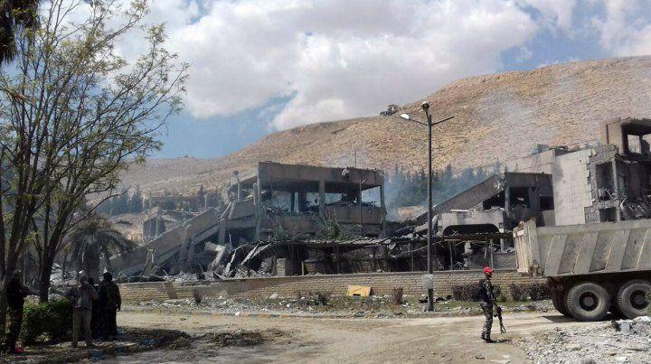 La ONU rechazó la resolución que condena el ataque en Siria