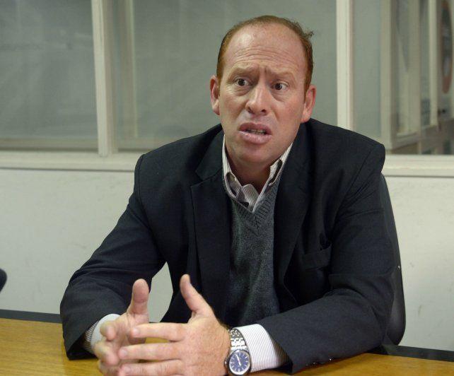 El referente participará con su agrupación en las próximas elecciones.