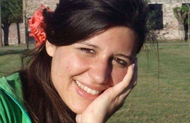 Un misterio. La joven diseñadora porteña desapareció en julio de 2011.