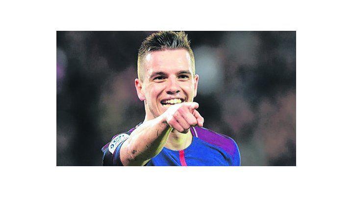 Cantera canalla. Gio Lo Celso abrió el marcador y anotó el cuarto del PSG.