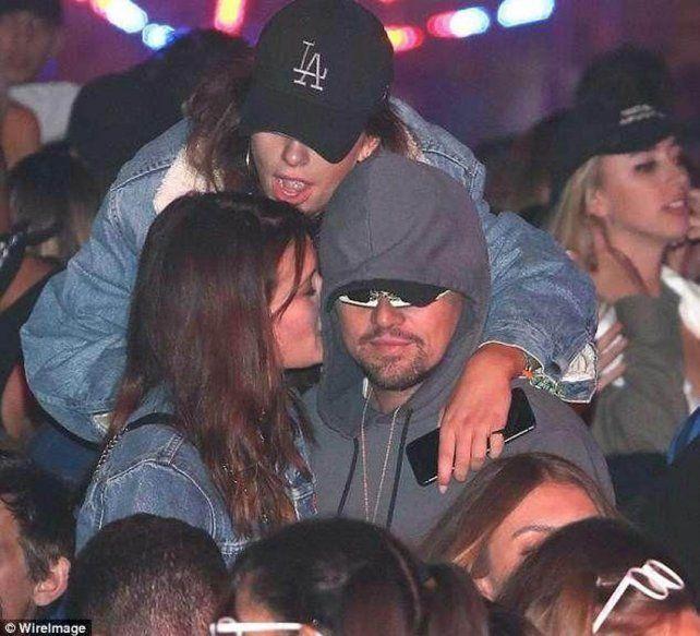 Avanza el romance entre Leo DiCaprio y la argentina Camila Morrone