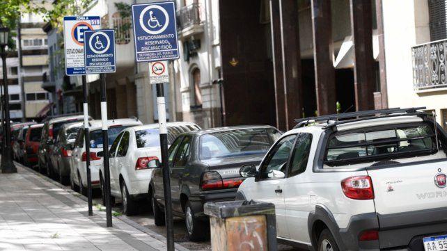 La mayoría de las multas de 2017 fueron por mal estacionamiento.