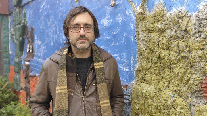 Fernando Mut enseña Historia en el Normal 2 y denunció persecución ideológica y gremial.