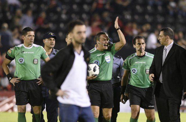 El video del polémico penal que terminó en empate de Talleres ante Newells