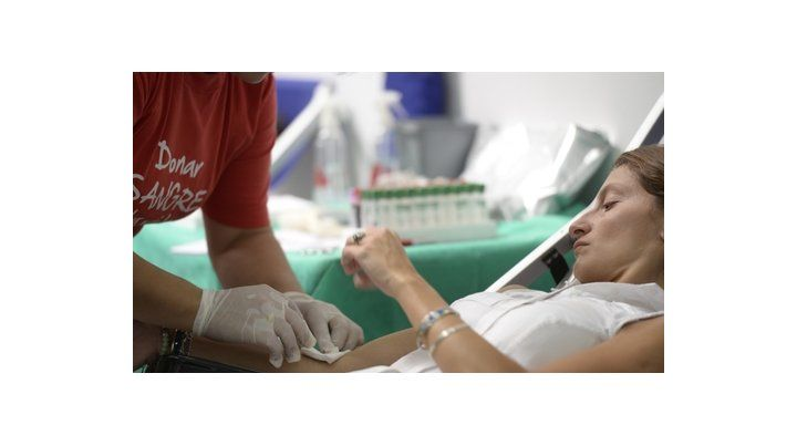 DAR. En Argentina se necesitan más de 4 mil transfusiones por día y la única forma de obtenerlas es a través de la donación voluntaria.