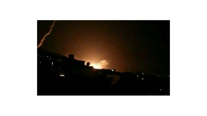 Siria denunció otro ataque aéreo