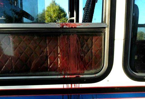 pavoroso. Un pasajero asesinó a balazos a un chofer de la línea 620.