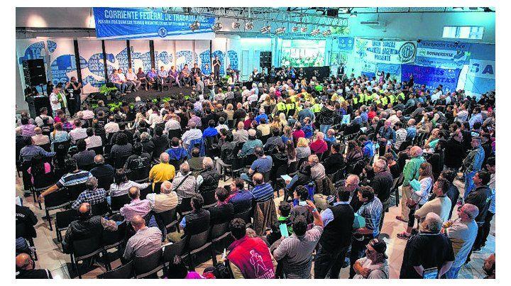 La Corriente Federal de los Trabajadores se reunió en la Festram.