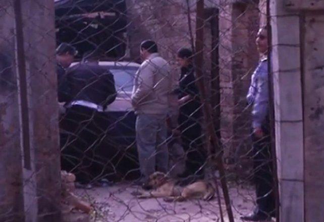 Conmoción en Santiago del Estero. La mujer falleció tras ser atacada a hachazos por el hombre.