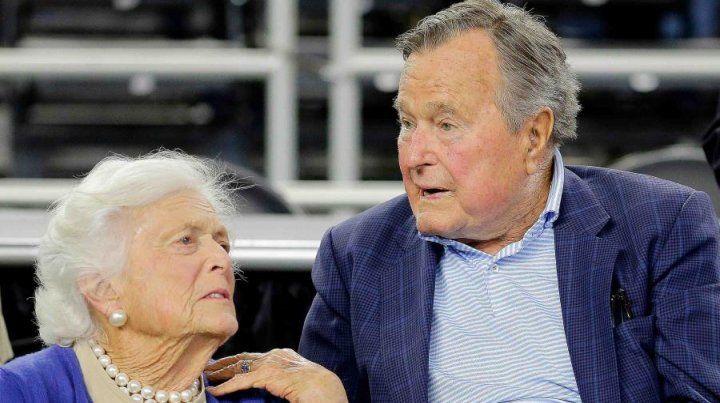 Falleció Bárbara Bush, exprimera dama de Estados Unidos