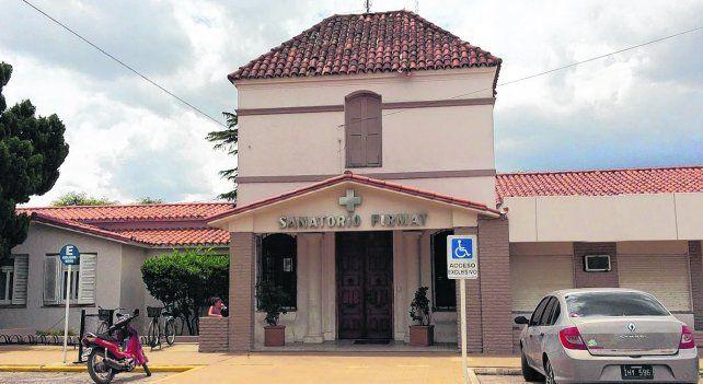 Convenio. El Sanatorio Firmat suscribió un acuerdo en la delegación IX de Pami en Rosario para ampliar su cobertura de prestaciones.