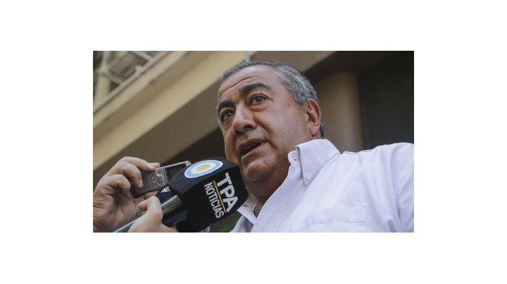 gremialista. Héctor Daer (Sanidad) dijo que el gobierno de Macri tiene la cancha marcada.