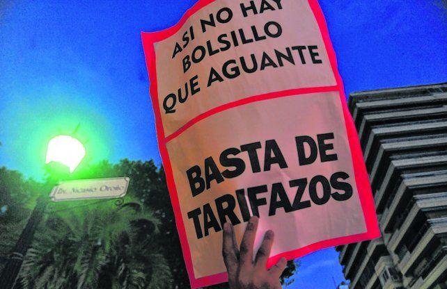 Protesta. Vuelven los ruidazos. Habrá cuatro puntos de concentración en la ciudad de Rosario.