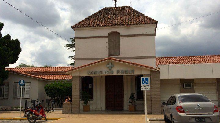 Convenio. El Sanatorio Firmat suscribió un acuerdo con la delegación IX de Pami en Rosario.