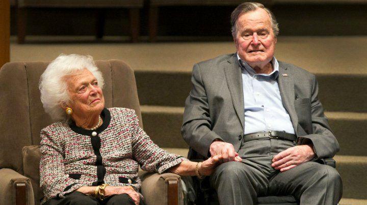 Bárbara y su marido