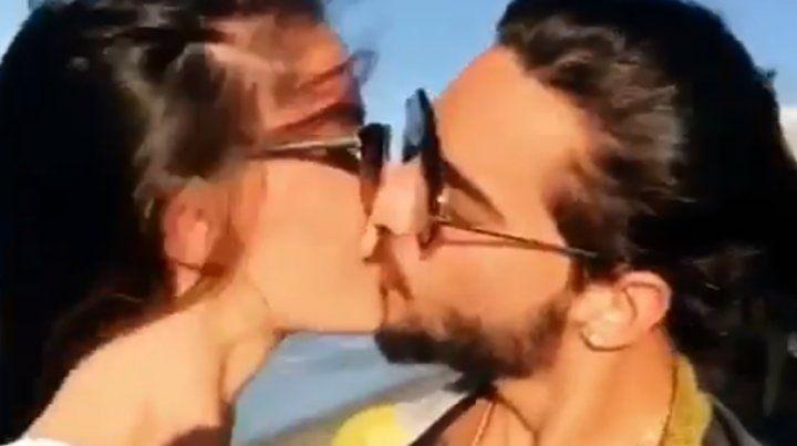 Maluma presentó oficialmente a su novia