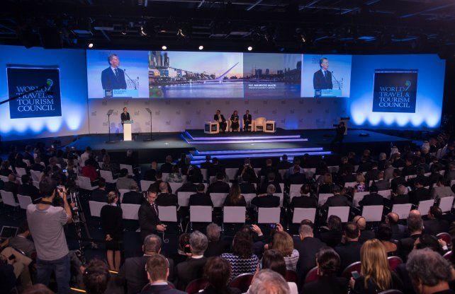 Macri: El turismo es un sector que es pura potencia en Argentina