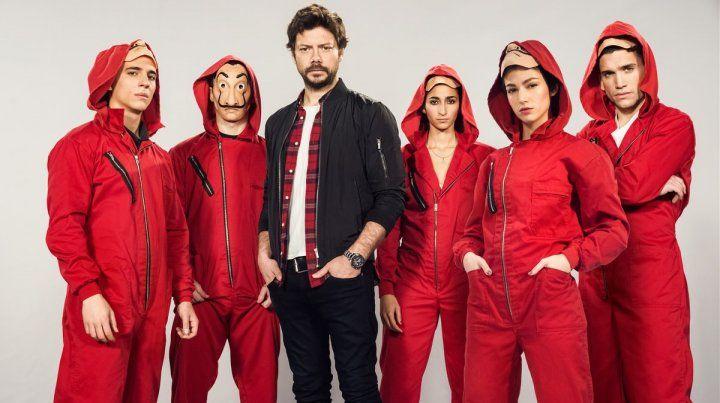 ¿Quién es el atracador misterioso de la nueva temporada de La Casa de Papel?