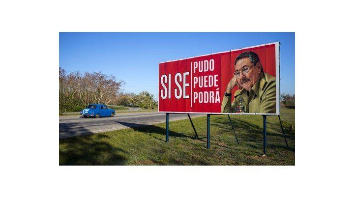 Fin de una era. La imagen de Raúl Castro