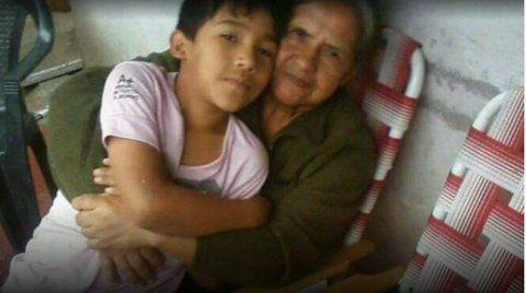 facundo ferreira. El niño asesinado vivía con su abuela materna.