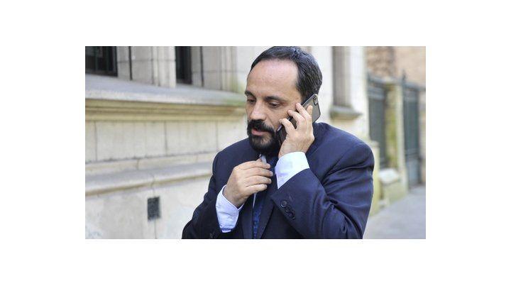 acusador. El fiscal Adrián Spelta.