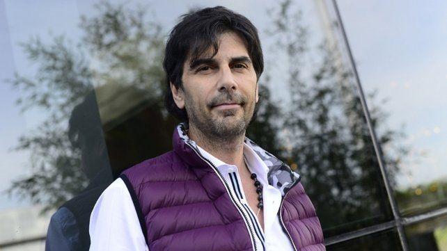 Juan Darthés fue excluido del álbum de figuritas de Simona