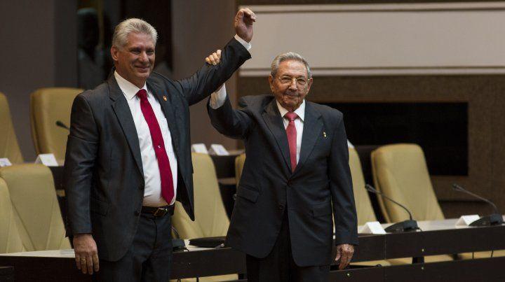 Díaz Canel se convirtió en el nuevo presidente de Cuba