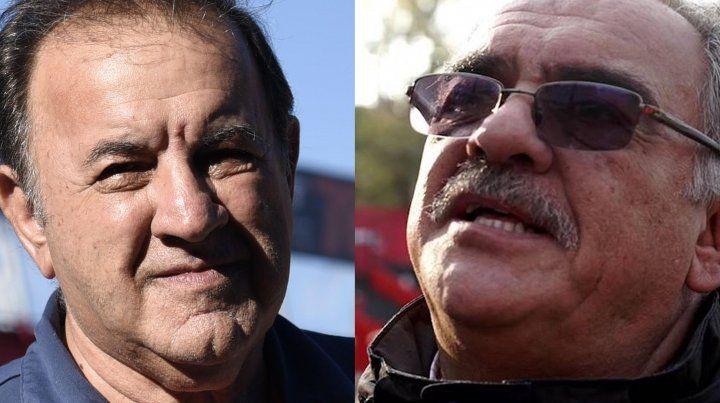 Afuera. La CD de Newells informó que aceptó finalmente las renuncias de Menchón y Conde.