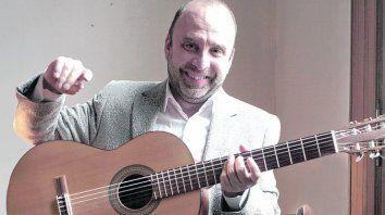 Casazza tocará junto a Ernesto Jodos, Mauricio Dawid y Carto Brandán.
