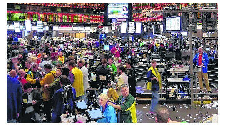 Mercados. El clima y la guerra comercial impactaron en Chicago.