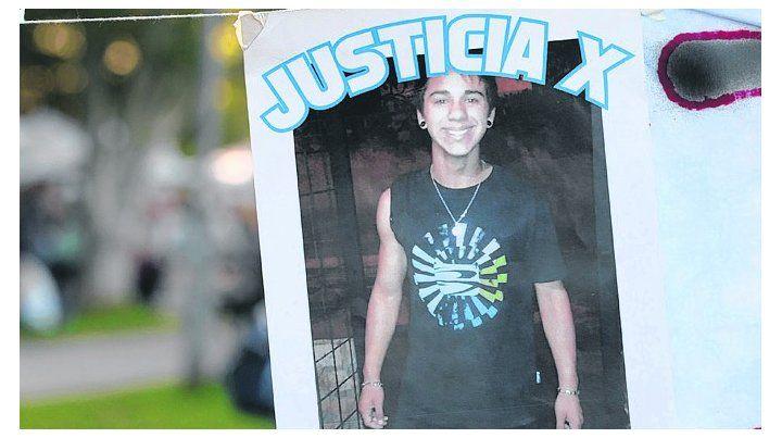 brandon. El chico de 16 años fue asesinado el 1º de enero de 2016.