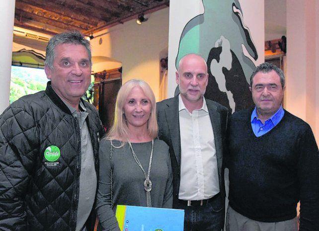 Córdoba presentó la 38ª edición de Rally Mundial