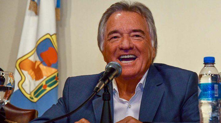 Barrionuevo designó a Bárbaro como coordinador.