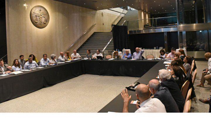 El Indec reunió en Rosario a los directores estadísticos provinciales por el censo nacional agropecuario.