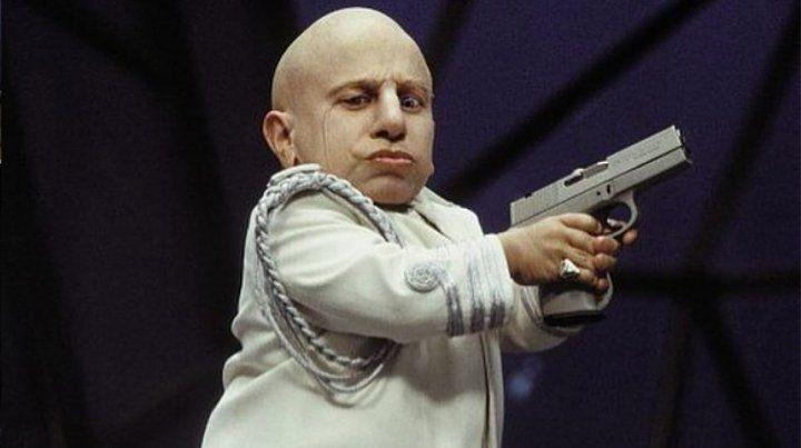 Murió el actor Verne Troyer, el Mini me en Austin Powers