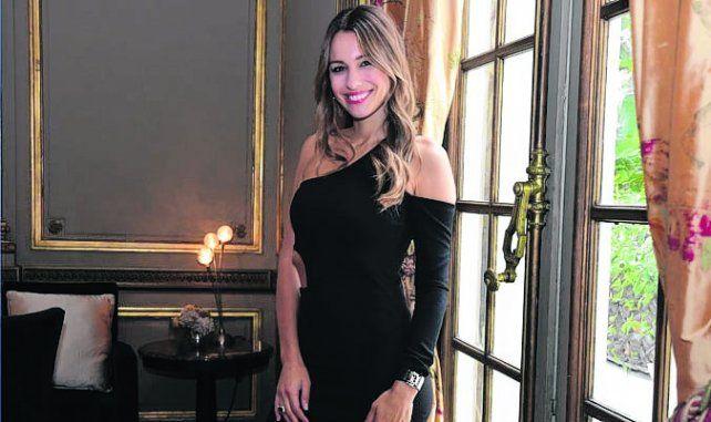 Pampita online está en la cuerda floja