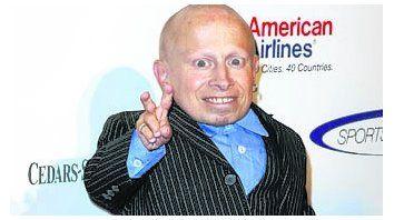 Murió Verne Troyer, el malvado Mini Me de Austin Powers