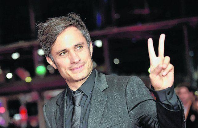señor productor. García Bernal durante el Festival de Series de Cannes