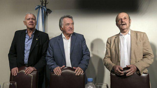 interventores. Carlos Campolongo