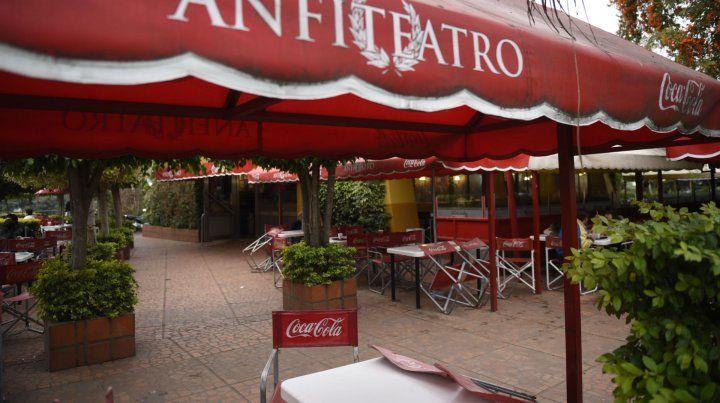 Licitan el bar del Anfiteatro con baños y cocina a nuevo
