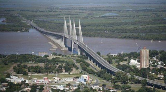 nueva conexión. La obra de la avenida extenderá el paseo ribereño de Rosario hasta Baigorria.