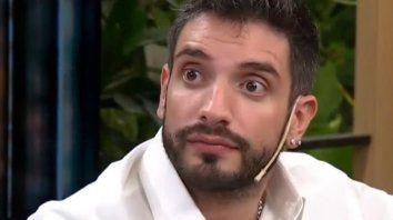 El descargo. Juan Cruz Sanz se refirió a la viralización de sus videos en las redes.