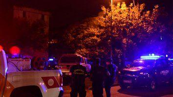Explosión. Un hombre resultó herido y fue derivado al Hospital Centenario.