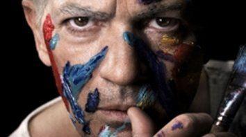 genius. Picasso fue uno de mis héroes, aseguró el actor malagueño frente al nuevo desafío actoral.