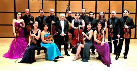 prestigiosa. La orquesta canadiense dirigida por Nurhan Arman.