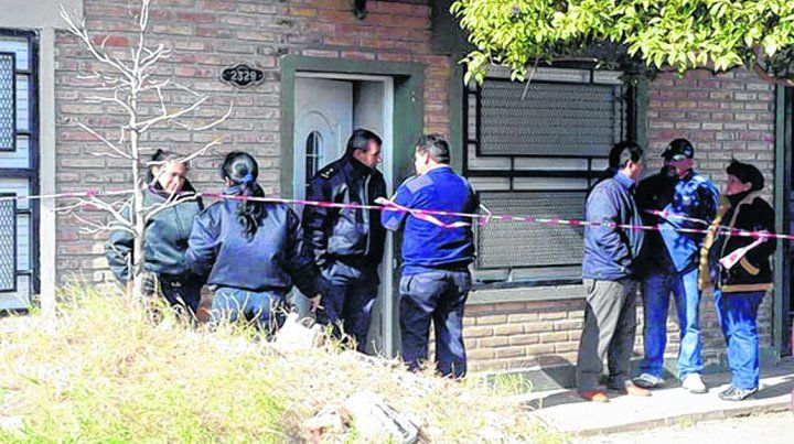 oppici al 2300. Leiva mató a Cuevas de ocho balazos el 3 de julio de 2015 en Villa Gobernador Gálvez.