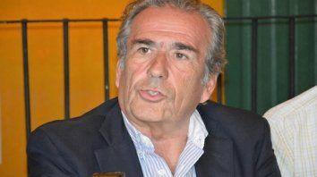en alerta. Ricardo Olivera, jefe del PJ santafesino, ratificó el temor de sus representados a una eventual intervención ordenada por Luis Barrionuevo.